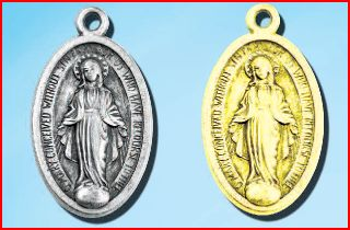 Very Large Miraculous medals